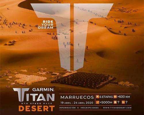 La Titan Desert de 2020 s'avança en el calendari amb etapes més llargues i muntanyoses