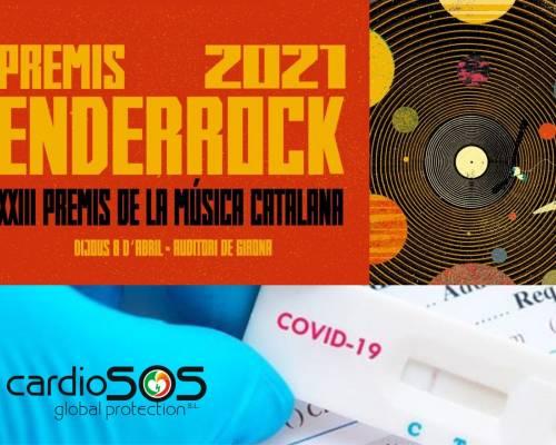 Coronaprotegim els premis Enderrock 2021