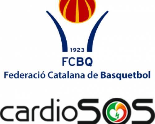 Cardiosos, empresa col·laboradora de la Federació Catalana de Basquetbol