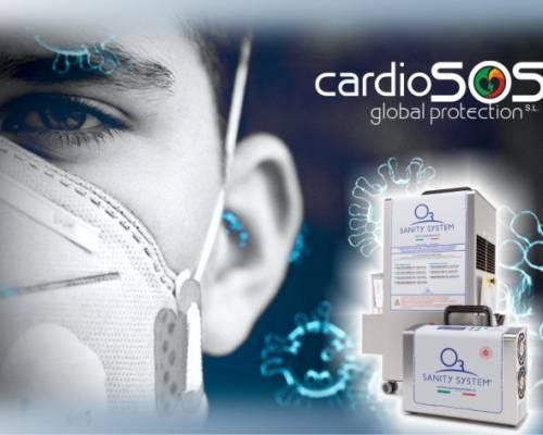 Promoció Sanitització amb ozó