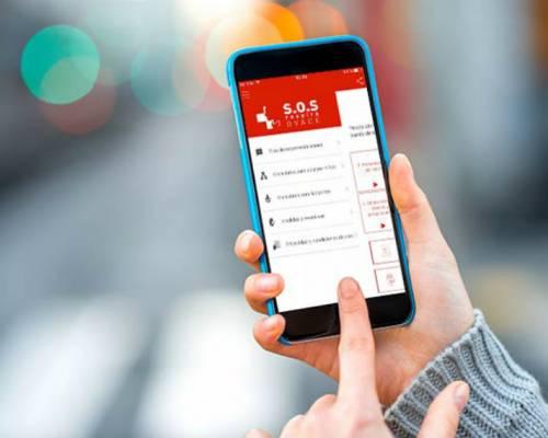 l'App S.O.S Respira. Saber actuar amb rapidesa, marca la diferència