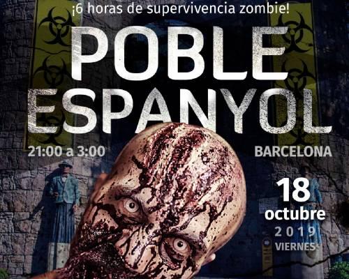 6 hores de supervivència Zombie