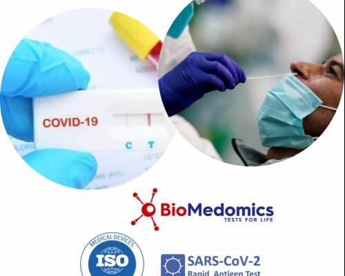 Els nostres tests d'àntígens COVID-19